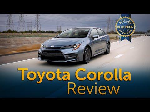 External Review Video G6LigiflRzw for Toyota Corolla Hatchback, Sedan, & Touring Sports (12th gen, E210)