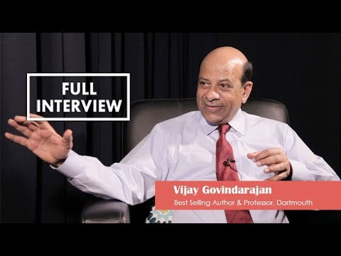 Sample video for Vijay Govindarajan