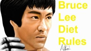 Bruce Lee's Nutrition Rules: Critical Review Of 8 Dietary Rules