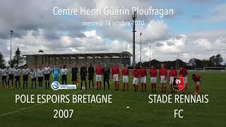 Promo 2007 - St. Rennais FC (0-2)