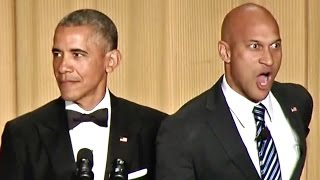 President Obama's Anger Translator (Full + HD) at White House Correspondent's Dinner