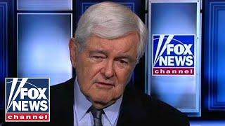 Gingrich: Pelosi's big week being overshadowed by Harry and Meghan