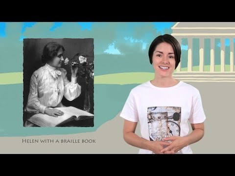 Helen Keller: Biography of a Great Thinker