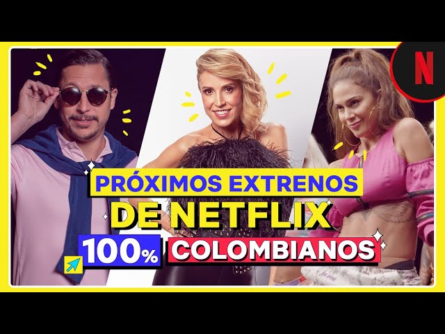 From reggaeton to vallenato, from comedy to drama and kicking the ball to soccer, Netflix announced nine new Colombian productions