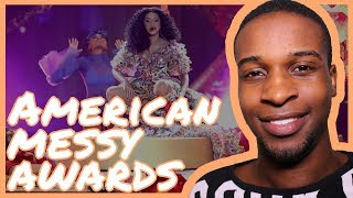 THE ROAST OF THE 2018 AMERICAN MUSIC AWARDS