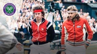 Bjorn Borg v John McEnroe: Wimbledon Final 1980 (Extended Highlights)