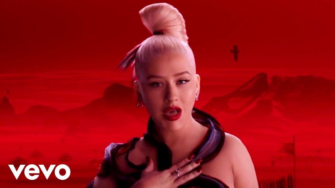 Christina Aguilera — Loyal Brave True (OST Mulan)