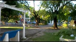 preview picture of video 'Villa Bosch - Se acumula la basura en la Plaza Esteban Echeverría  (11 diciembre 2012)'