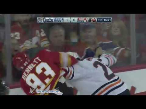 Sam Bennett vs. Darnell Nurse