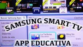 App Samsung Smart TV La Tía Botas