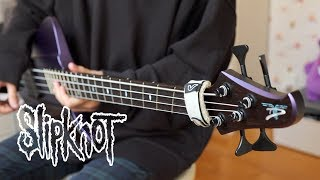 SlipKnoT   Solway Firth | Bass Cover