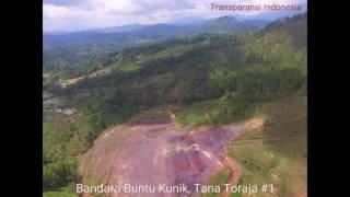 Telusur Bandara BUNTU KUNIK Di Tana Toraja