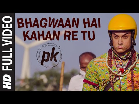 'Bhagwan Hai Kahan Re Tu' FULL VIDEO Song | PK | Aamir Khan | Anushka Sharma | T-series Mp3
