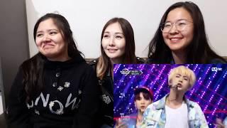 [REACTION] BTS 'Save Me+I'm Fine' M COUNTDOWN