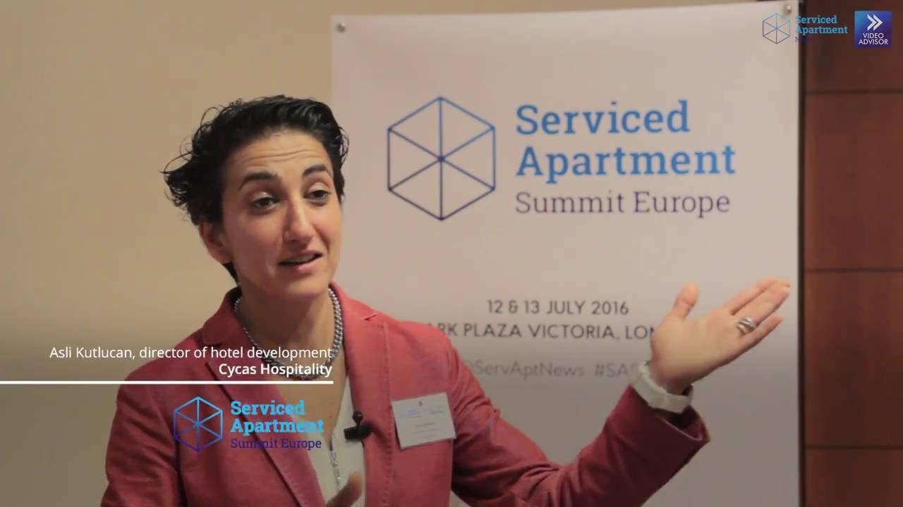 SAS Europe 2016 interviews: Asli Kutlucan, Cycas Hospitality