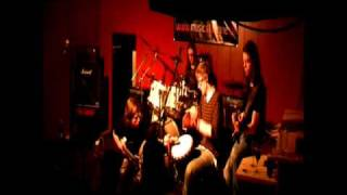 Video Drums, Guitar & Djembe improvisation