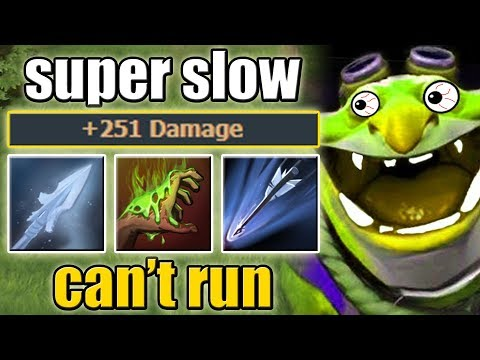 Super Slow - better than Stun [+251 Damage Right Click] Ability Draft