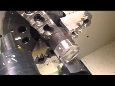 Live Tooling & C axis CNC Lathes | 610, 720 or 800mm swing