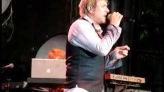"Duran Duran - Arcadia - ""Election Day"" - Redmond, WA, July 5, 2009"