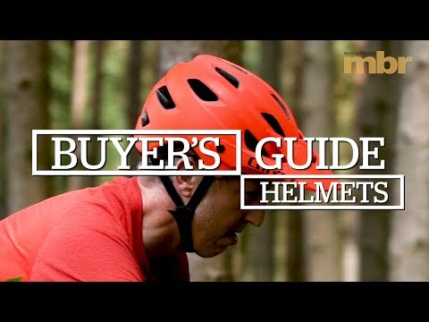 Helmets Buyer's Guide | MBR