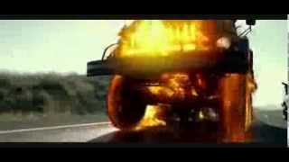 Avenged Sevenfold - Heretic (MUSIC VIDEO) ghost rider