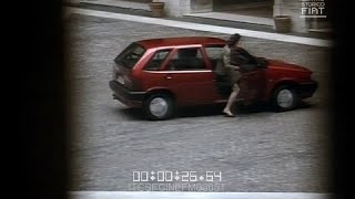 AD FIAT Tipo - Long-distance call (France) \ 1988 \ fra