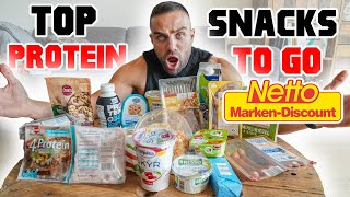 Beste PROTEIN SNACKS NETTO (Winter 2020)