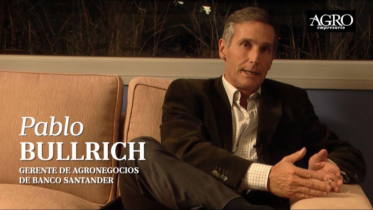 Pablo Bulrich - Quién es Quién en Comunicándonos en Diario Agroempresario