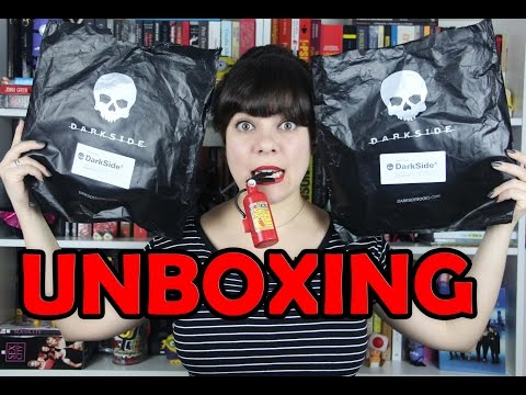 Unboxing DarkSide Books #07