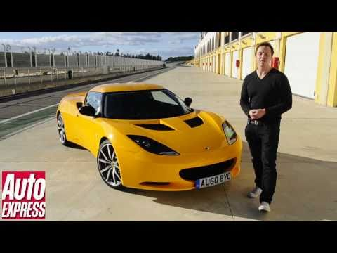 Lotus Evora S Sports Car Review