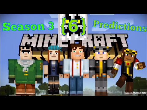 Minecraft Story mode season 3 predictions: Returning