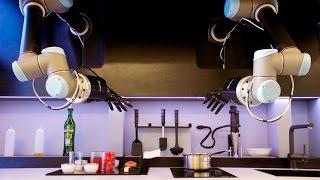 The Moley Robotic Kitchen - Mission & Goals