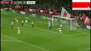 Arsenal Vs Newcastle Ramsey Goal 1-0 + Prediction 02.04.2019