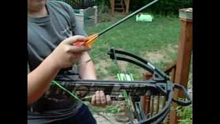 How To Shoot And Load A Crossbow