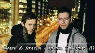 Chase & Status - Pieces (Ft. Plan B) [HD]