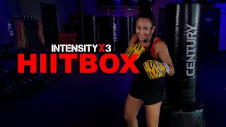 HIITBOX Workout with Catt!