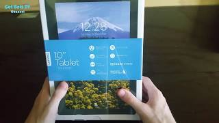 lenovo tab 10  tablet unboxing