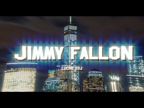 Lucho Ssj Jimmy Fallon Prod Bles