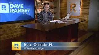 Wife Will Not Budget