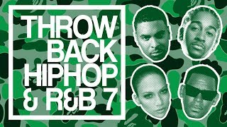 Early 2000's R&B and Hip Hop Songs |Throwback Hip Hop and R&B Mix 7 | Old School R&B |R&B Classics