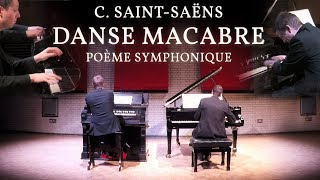 SAINT-SAËNS - DANSE MACABRE (PIANO & MUSTEL HARMONIUM) SCOTT BROTHERS DUO