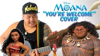 You're Welcome from Disney's MOANA - Cover by Jon Cardona (Jordan Fisher/Lin-Manuel Miranda Version)