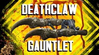 Fallout 4 - Deathclaw Gauntlet - Unique Weapon Location Guide