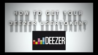 How to Find Your Deezer UserToken with Chrome