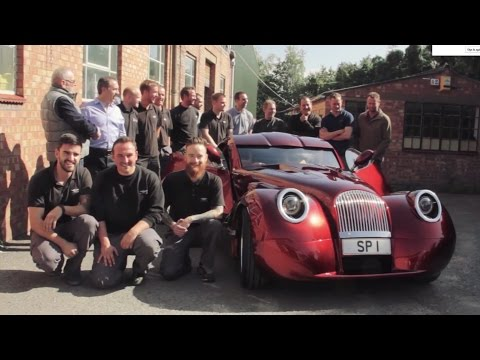 Morgan SP1 Unveiled