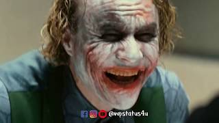 Criminal - The Joker Version | Britney Spears | Heath Ledger | Whatsapp Status For U | wpstatus4u