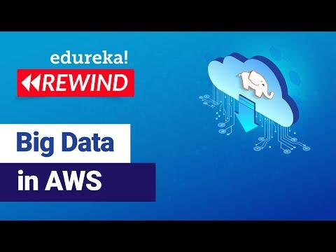 AWS Big Data Tutorial | Big Data Application on AWS ... - YouTube