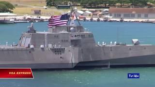 Mỹ 'loại' Trung Quốc, 'mời' Việt Nam Dự Diễn Tập Hải Quân (VOA)