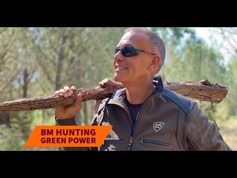biemme-hunting: BM Hunting, la nuova collezione di abbigliamento nel segno del green power!