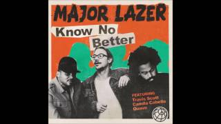 (1 HOUR) Major Lazer - Know No Better feat. (Travis Scott, Camila Cabello & Quavo) (LOOP W/LYRICS)